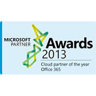 Singapore Microsoft Cloud Partner of the Year in 2013