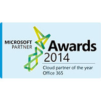 Singapore Microsoft Cloud Partner of the Year in 2014